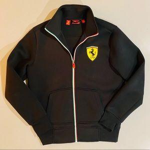 Official Ferrari Puma Windbreaker Sport Jacket
